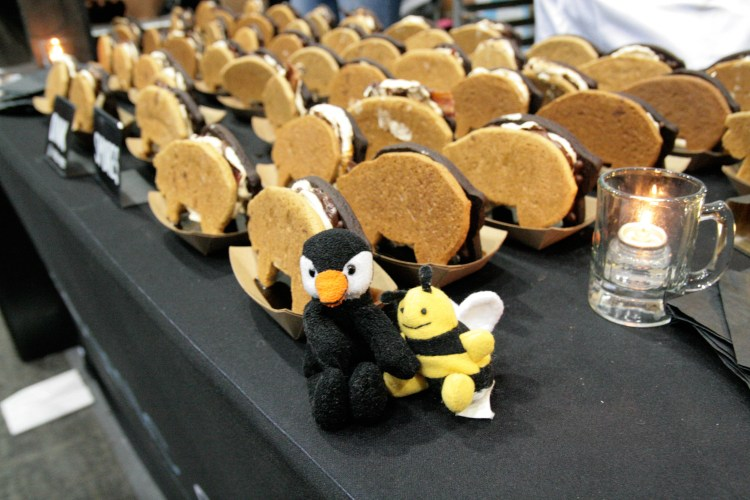 Baconfest Judge Smores