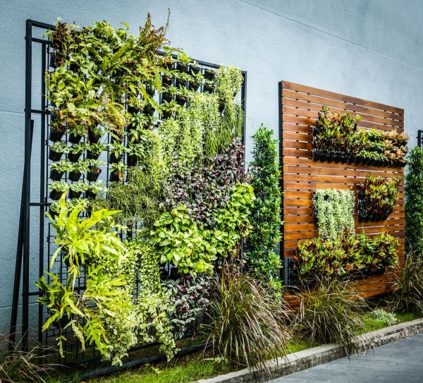 Vertical Gardens Key -sufficiency In City