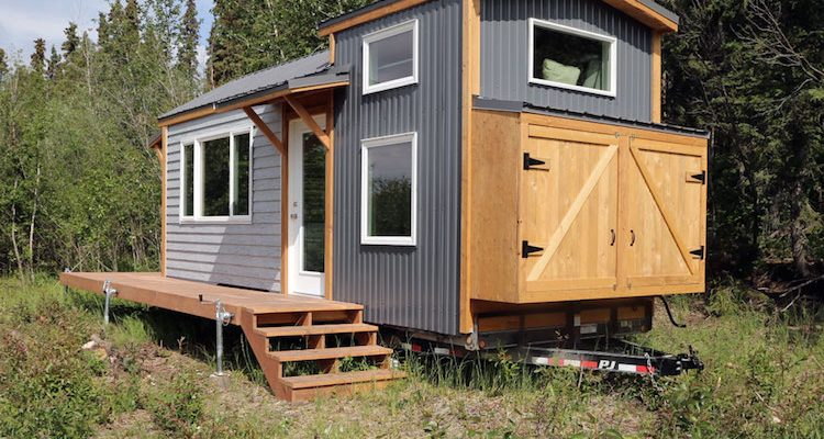 Just A Few Days Ago The Plaid Zebra Reported The Story Of An Alaskan Woman Who Has Created Free To Use Plans For A Small Sustainable Home Which Gives An