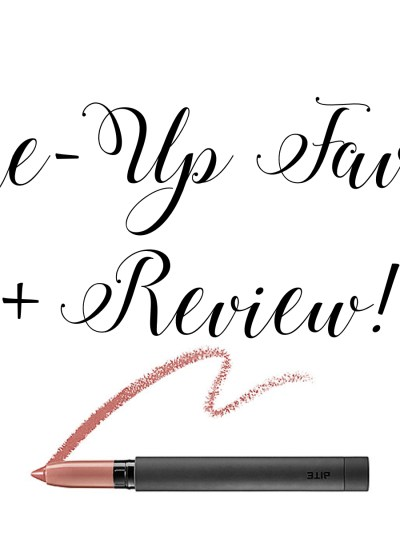 Make-Up Must Haves + Review