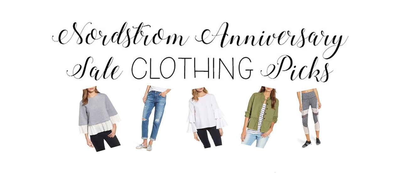 Nordstrom Anniversary Sale Clothing Picks ROUND 1
