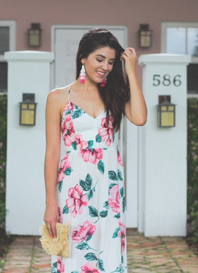 Dressed Up Summer Maxi