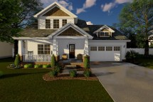 2 Story Bungalow House