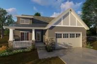2 Bedroom Craftsman House Plans - Escortsea