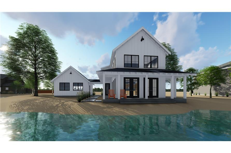 Farmhouse House Plan 1001211 2 Bedrm 1757 Sq Ft Home  ThePlanCollection