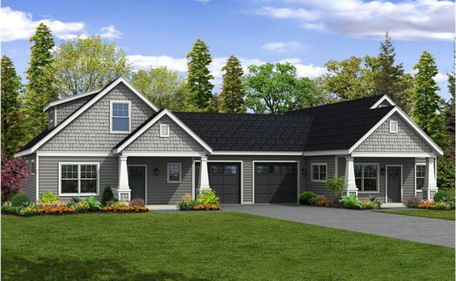 Multi Unit House Plan 108 1852 3 Bedrm 1647 Sq Ft Per