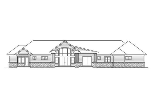 Ranch House 3 Bedrms 2 5 Baths 3495 Sq Ft Plan 108