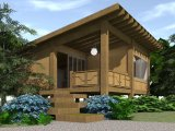 1 Bedrm 456 Sq Ft Modern House Plan 116 1013