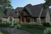 Metal Roof Cottage House Plans