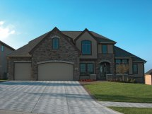 House Plan #120-2078 3 Bedroom 1991 Sq Ft Country