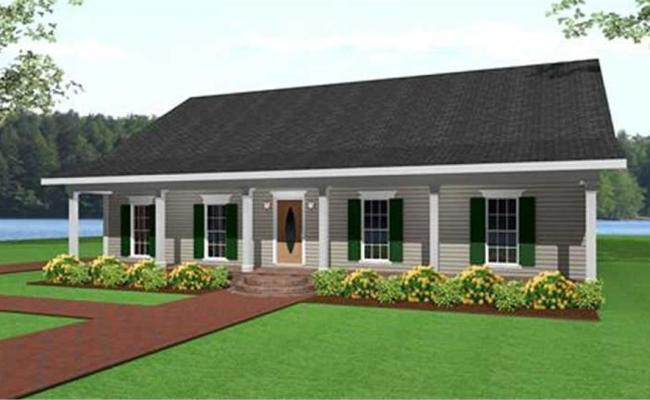 Country Ranch Floor Plan 3 Bedrms 2 Baths 1500 Sq Ft