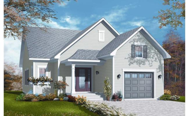 Small Country House Plans Home Design 3263