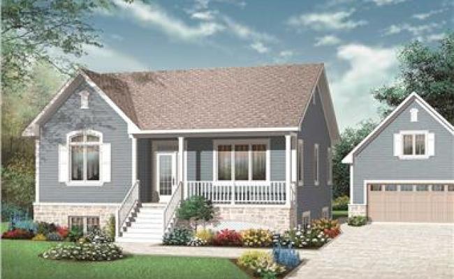 Split Level House Plans Designs The Plan Collection