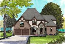 English Tudor Style House Plans