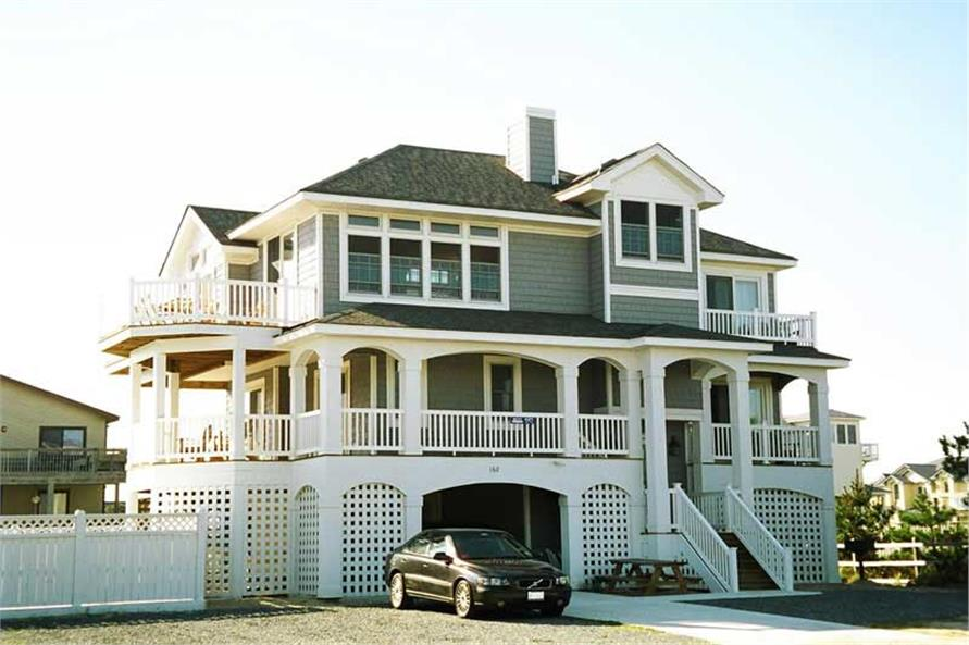 Coastal Homes Coastal House Plans The Plan Collection