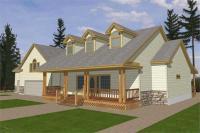 Small Concrete Block Home Plans