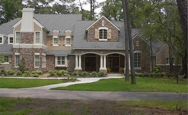 Luxury Farmhouse Plan With Interior Photos 134 1218 5