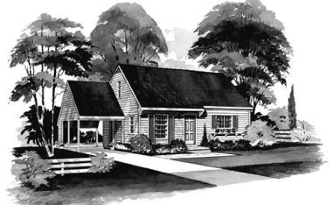 Cape Cod House Plans And Between 1000 And 1500 Square Feet