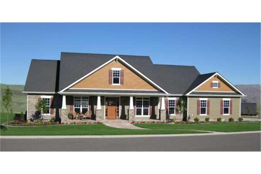 Craftsman Style Home Builders
