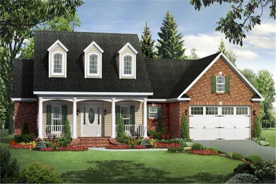 Cape Cod House Plans Home Design 1700 2