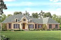 European House Plan #142-1141: 4 Bedrm, 3527 Sq Ft Home ...