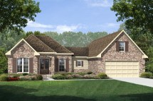 Square House Plans with Garage