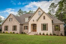 European Ranch Style House Plans