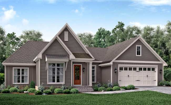 3 Bedrm 2019 Sq Ft Traditional House Plan 142 1178