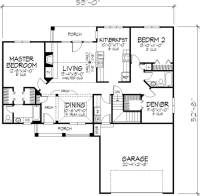 house plans with attached guest house home plans with ...