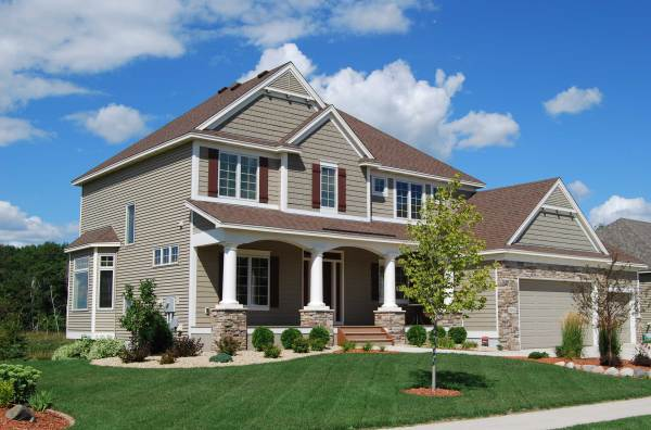 Traditional House Plans - Home Design Ls-2914-hb