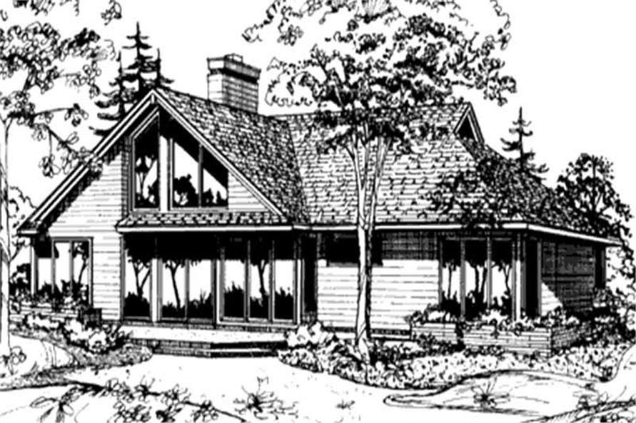 Passive Solar 1 12 story House Plans  Home Design LSB
