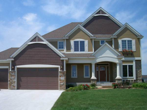 Traditional House Plans - Home Design Ls-2934-hb