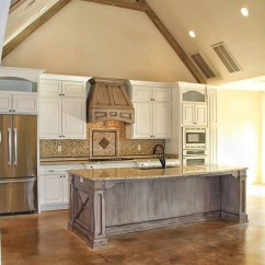 French Country Kitchens Outdoor Kitchen Ideas On A Budget House Plan #153-1990: 4 Bdrm, 3,083 Sq Ft Luxury ...