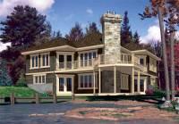 Lakefront Home Plans - Home Design 641