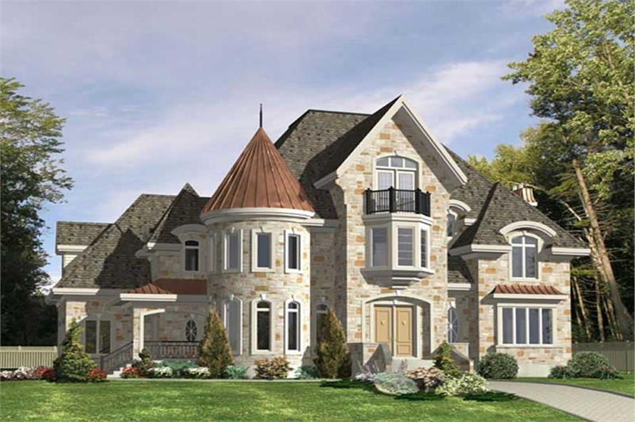 Luxury victorian european house plans home design pdi 570 9385 european home designs Luxury victorian house plans