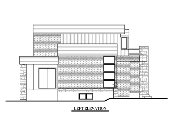 Contemporary House Plan 158 1275 3 Bedrm 1850 Sq Ft