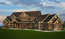 Luxury Rustic House Plans