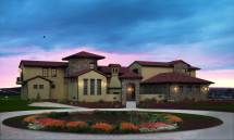 Mediterranean Home Plan - 6 Bedrms 5.5 Baths 7521 Sq Ft