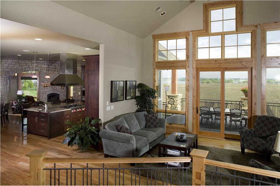 Craftsman House Plan Home Plan 1611042  The Plan