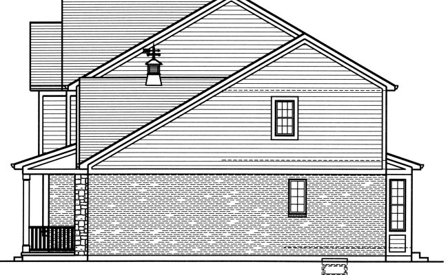Luxury House Plan 169 1113 4 Bedrm 3150 Sq Ft Home