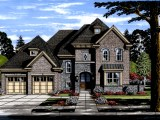 Luxury House Plan 169 1120 4 Bedrm 3287 Sq Ft Home
