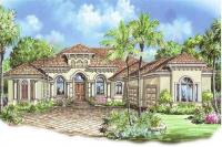 Beachfront House Plans, Coastal Design, Mediterranean ...