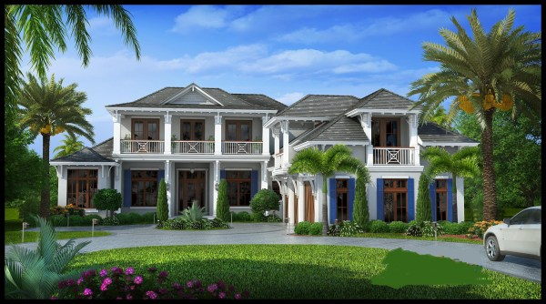 Luxury House Plan #175-1098: 6 Bedrm, 7592 Sq Ft Home ...