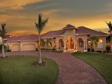 4 Bedrm 4934 Sq Ft Tuscan House Plan 175 1150