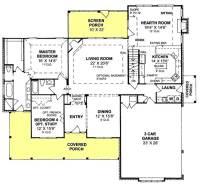 Country, Farmhouse House Plans - Home Design DB-24158 # 11791