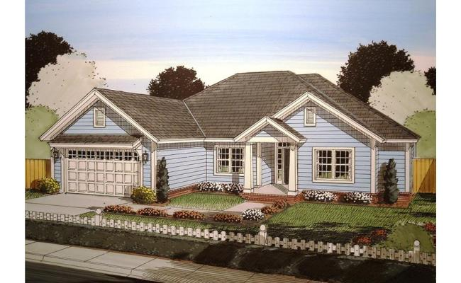 5 Bedrm 1988 Sq Ft Craftsman House Plan 178 1349