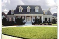 Plantation-Style Southern House Plan #180-1018: 4 Bedrm ...