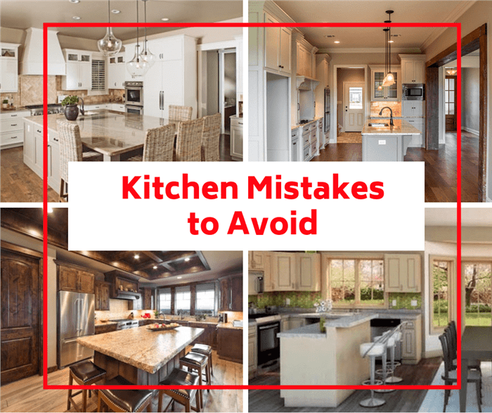9 Common Kitchen Design Mistakes You Don T Want To Make