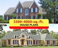 3500-4000 Square-Foot House Plans Blend Luxury and Fine Design