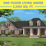 Benefits Of Single Story House Plans Under 2 000 Square Feet